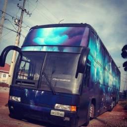 Ônibus 1450 com 12 camas