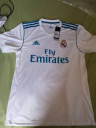 Camisa Adidas Real Madrid Tamanho M
