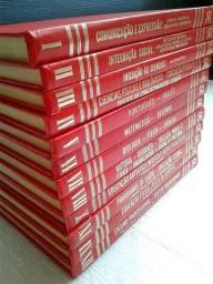 Enciclopédia Ilustrada p/Educação Básica 12 Vol