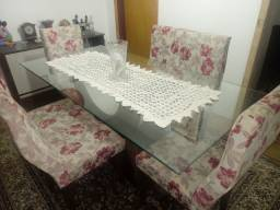 Conjunto de 6 cadeiras. APENAS AS CADEIRAS