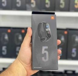 Relogio Smartwatch Pulseira Xiaomi Mi Band 5 Original lançamento promoção