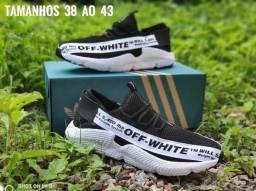 Tênis Adidas Off White Perfeito