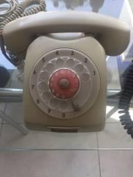 Telefones Antigos Funcionando anos 70/80