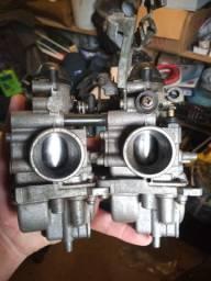 Vendo Carburador duplo xlx 250r $400,00