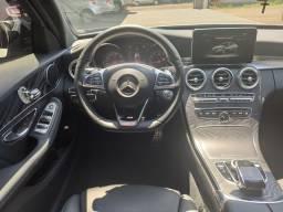 Vende-se: Mercedes C-300 2018 - 18.000 km