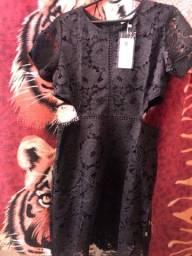 Vestido renda G