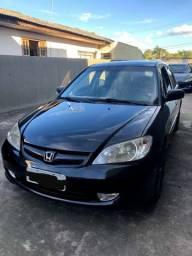 Honda Civic lx 2004 completo