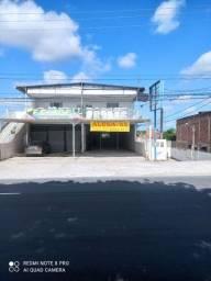 Ponto Comercial e área de depósito