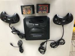 Vendo Mega Drive |||  vídeo game top !
