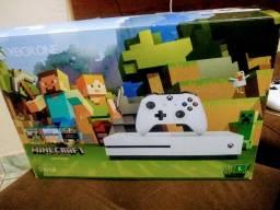 Xbox one S bom bonito e barato (passo cartão)