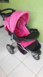 Carrinho De Bebê Baby Happy