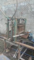 Fabrica de blocos de cimento