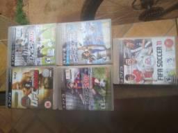 5 jogos ps 3