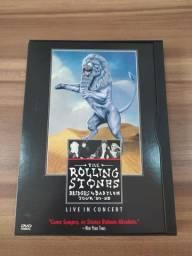 DVD Rolling Stones - Bridges Of Babylon - Live In Concert 1998