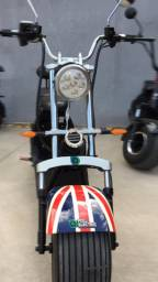 MOTO scooter elétrica 1500w semi nova marca Elektra