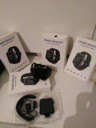 Smartwatch aceito cartão