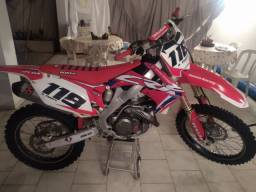 CRF 450  2011 oficial