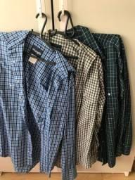 Camisas Wrangler Tamanho P