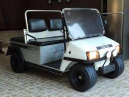 UTV Mini Buggy Club Car Gasolina p/ 4 Pessoas Muito Novo