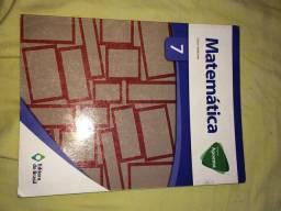 Livro Projeto Apoema Matemática 7 ano