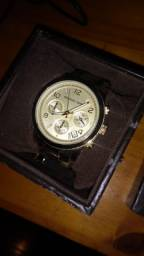 Relógio feminino michael kors