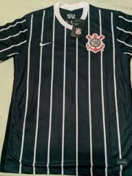 Camisa do Corinthians 2020/21