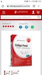 Código Penal e Código de Trânsito Brasileiro