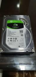 HD SEAGATE 2TB 10X sem juros