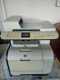 Impressora laser Multifuncional. Colorida HP CM2320