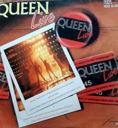 LP QUEEN, LIVE ROCK N RIO 1985