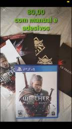 JOGOS PS4 - GTA V, RAINBOWS x SIEGE, BATTLEFRONT II, THE WITCHER