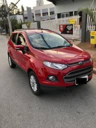 Ford Ecosport SE 2.0 automatico vermelha 2015
