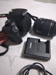 Câmera Profissional Canon T6