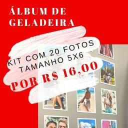 Álbum de Geladeira