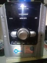 Som mini system panasonic 200,00