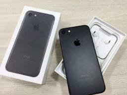 IPhone 7 Plus usado na caixa