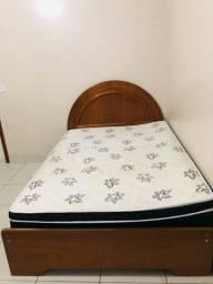 Cama CASAL + cama solteiro + Colchões