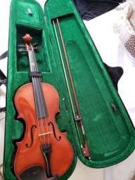 Violino praticamente novo