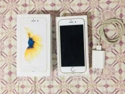 IPhone 6s 32g dourado