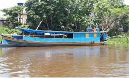Barco - batelão