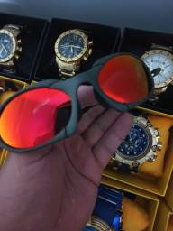Óculos de sol Oakley lente polarizada