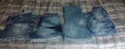 Combo de shorts tam: 40