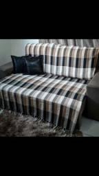 Manta para sofá