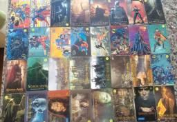 Vendo cartões de coleção