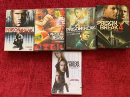Prision Break - Série Completa - 4 temporadas + O resgate final