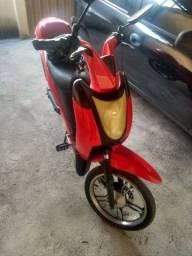 Bicicleta elétrica scooter