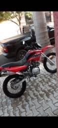 Moto NXR ES 125 - BROS.