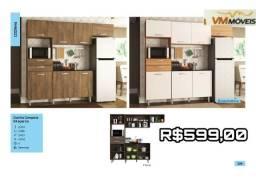 Cozinha Lia 4 Peças