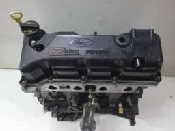 Motor Zetec Rocam = Ford Fiesta e Ka - 1.0 8V