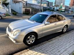 Mercedes E350 04/05 Blindada, Completa, Excelente Estado